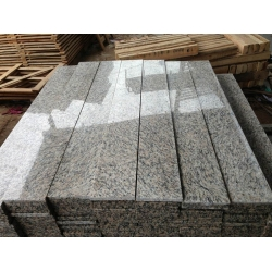 Tiger skin red granite flamed tiles